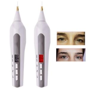 Image 1 - Eyelid Lift Fibroblast Wrinkle Spot Tattoo Mole Removal Plasma Pen plasmapen for Face Skin Lift Beauty Care machine