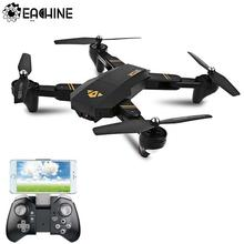 Eachine Visuo XS809HW Wifi FPV dengan Sudut Lebar HD Kamera Drone Tinggi Tahan Mode Lipat RTF RC Quadcopter Helikopter Mainan mode2(China)