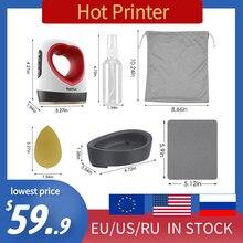 Sublimation Heat Press Machine T Shirt Heat Transfer Printer For Mug Cap Football Bottle Pen Shoe Heat Transfer Logo Printed