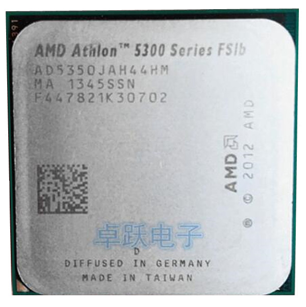 Amd Athlon 5350 2 05 Ghz Quad Core Cpu Processor Ad5350jah44hm Socket Am1 Free Shipping Athlon 5350 Cpu Processoramd Athlon 5350 Aliexpress