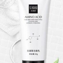 Blackhead-Remover Oil-Control Skin-Care Acid-Face-Cleanser Shrink-Pores Acne Amino SENANA