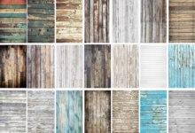 Mehofond – arrière plan de planche en bois pour photographie, Texture de planche, nourriture, Portrait de nouveau né, toile de fond pour Photo