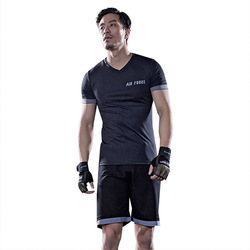 Men Sports Shaper Gym Running Workout Shapewear Man Outfit Slimming Shaping Short Tops And Panty Quick Dry Xercise Clothing Hot