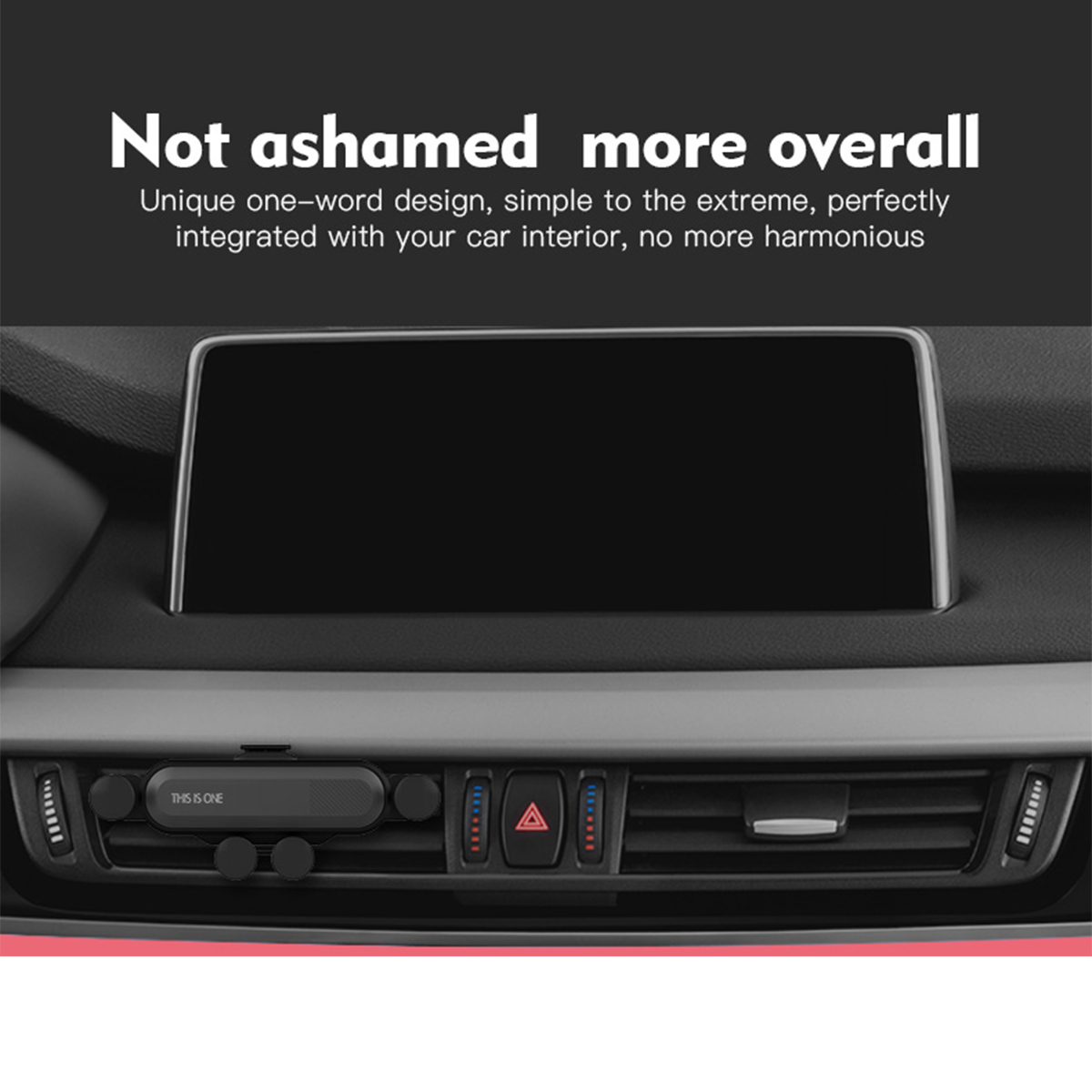 Gravity Car Mobile Phone Holder For Phone Air Vent Mount Stand Universal In Car Smartphone Cell Support Phone Holder Pakistan