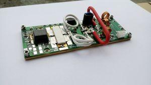 Image 4 - DIY ערכות 170W FM VHF 80 MHZ 170 Mhz RF כוח מגבר amp לוח AMP ערכות עם MRF9180 צינור לרדיו חם