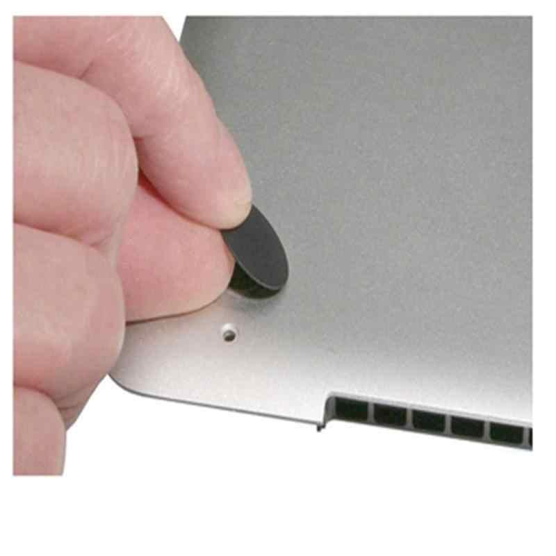 4 pièces caoutchouc OEM boîtier inférieur de haute qualité pieds pied remplacement pied Pad pour Macbook Pro Retina A1398 A1425 A1502