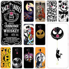 Jack skellington Soft Case Voor LG G5 G6 Mini G7 G8 G8S V20 V30 V40 V50 ThinQ Q6 Q7 Q8 q9 Q60 W10 W30 Aristo 2 X Power 2 3 Cover(China)