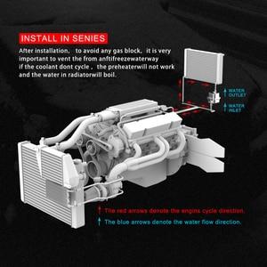 Image 5 - LF bros araba Motor soğutma suyu ısıtıcı 220V 240V 1500W ön isıtıcı Motor ısıtma ön ısıtma hava park ısıtıcısı