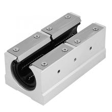 SBR35LUU 35mm Aluminum Open Type Linear Motion Bearing Slide Block bearing ucpa207 aperture 35mm