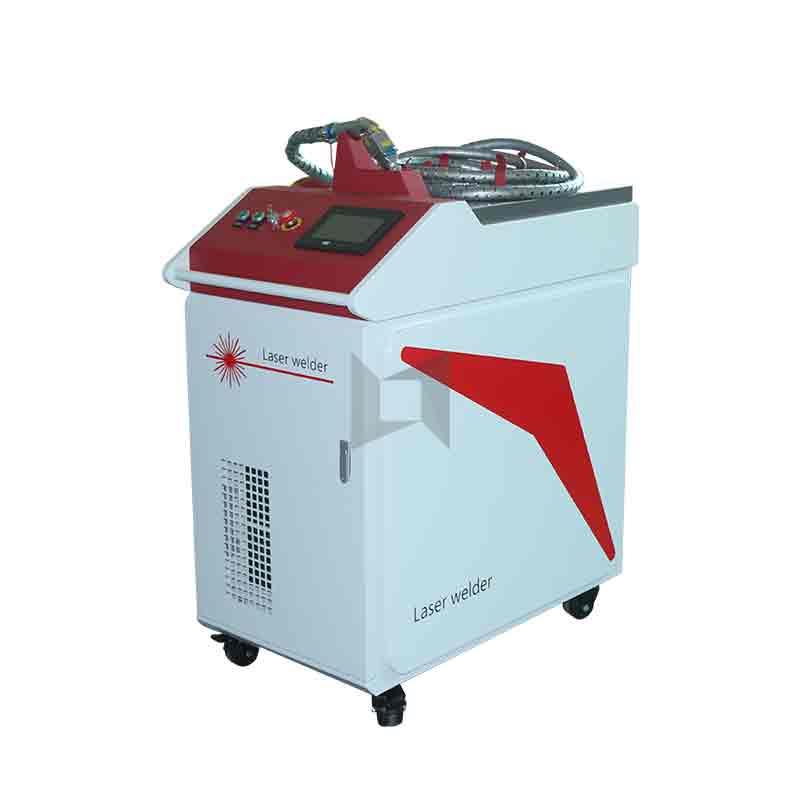 Good Working Effort Laser Welder Fiber Machine On Sale