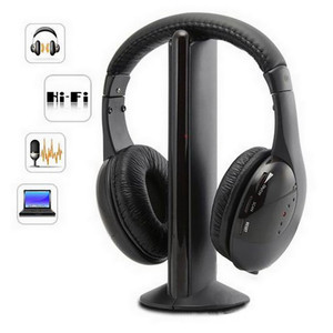 5in1 Hi-Fi Wireless Headphones