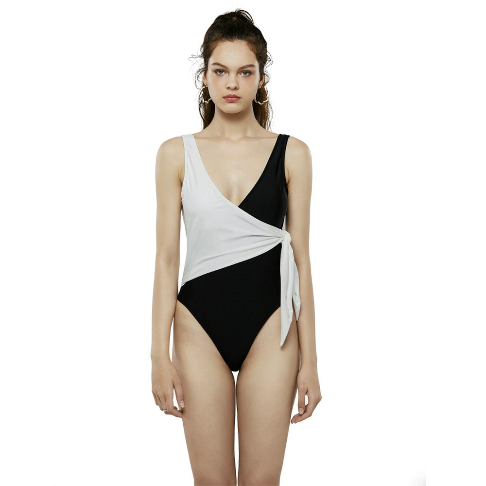 LaFata Women's One Piece Swimsuits Swimwear Slimming Bathing Suits for Women image