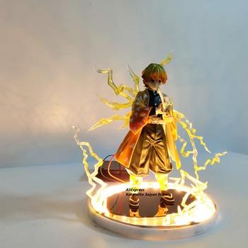 Figura de Zenitsu Agatsuma de Kimetsu no Yaiba (15cm) Cosplay Kimetsu no Yaiba