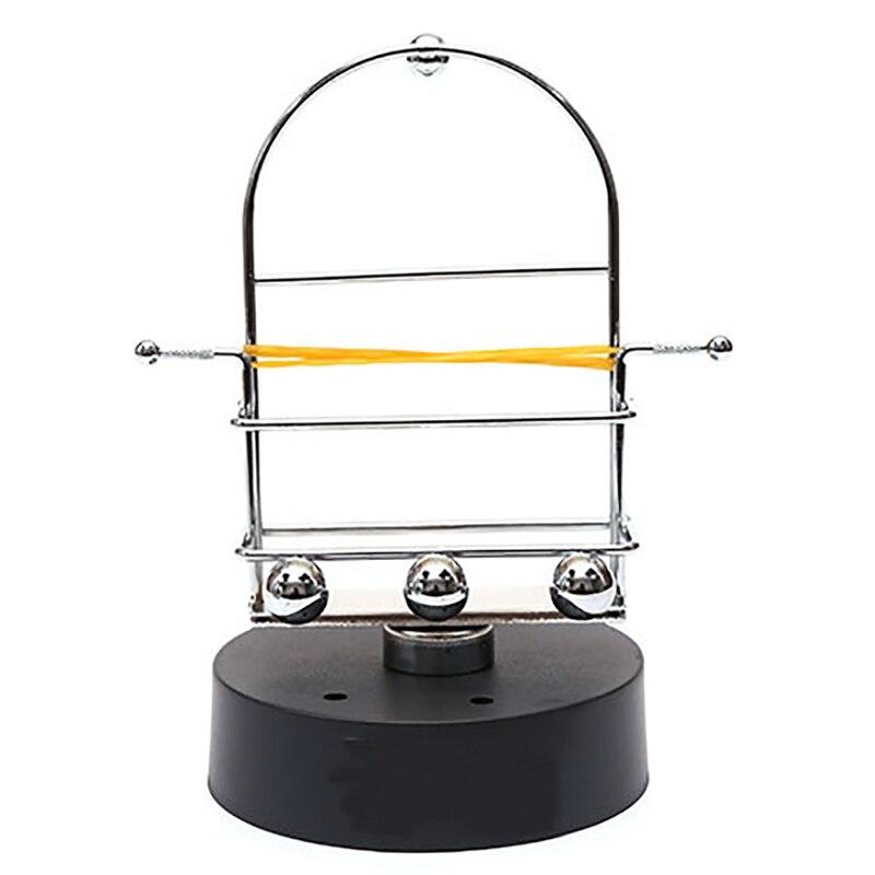 Ev ve Bahçe'ten Heykelcikler ve Minyatürler'de ABSF otomatik yürüyüş salıncak cep telefonu artefakt pedometre fırça step sonsuz enstrüman Newton Rocker zanaat süsler