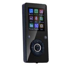 Portátil 32 gb walkman alta fidelidade mp3 player bluetooth áudio esporte alto falantes leitor de música mídia e book fm gravador de rádio