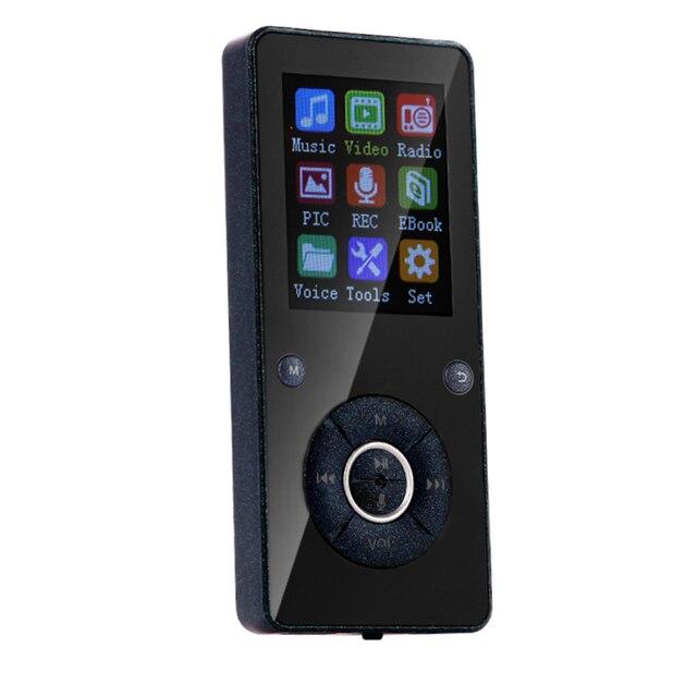 Portatile 32 Gb Walkman Lettore Hifi MP3 Bluetooth Audio Sport Altoparlanti Musica Media Player E Book Fm Radio Registratore