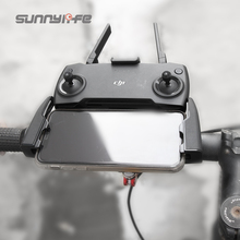 Sunnylife Universal Remote Controller Holder For Bicycle Clip Holder For DJI Mavic Mini/Pro/Air/Spark Drone Bracket Accessories