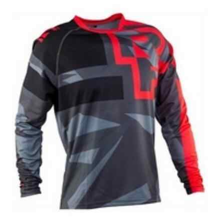 2019 nowa koszulka zjazdowa Enduro Jeresy MTB Offroad długie motocyklowe długie motocross wyścigi jazda na rowerze Jersey długi T-shirt
