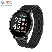 SKHO SKW19 Bluetooth Smart watch Men Blood Pressure Smartwat