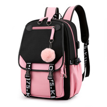 New Backpack Women Backpack School Bag For Teenagers Men Laptop Backpacks Outside Travel Bags Large Capacity Student Bags 2019 new fashion backpacks men backpack school bag for teenagers men laptop backpack oxford men s backpack travel bags wholesale