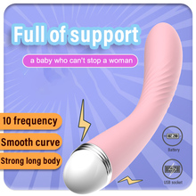 Silicone USB Rechargeable Waterproof AV Wand Sex Toy massager G Spot Vibrators Powerful Erotic Clit Vibrator Toys for Adults цена