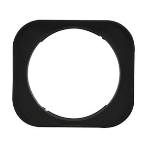 Image 4 - Haoge LH S36B Bayonet Square Metal Lens Hood Shade for Sony FE 35mm F1.8 SEL35F18F Lens