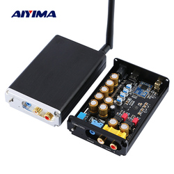 AIYIMA CSR8675 APTX HD Bluetooth 5.0 Wireless Audio Receiver ES9018K2M PCM5102A I2S LDAC DAC Decoding 24BIT TWS 3.5MM RCA Output