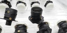 AWO lente de Zoom para proyector, para BenQ MS502, MX615, RS730P, MS524, MS500 V, MS524H, MP524P, MP522 V, MS504, MS504H, MS521P, MP513