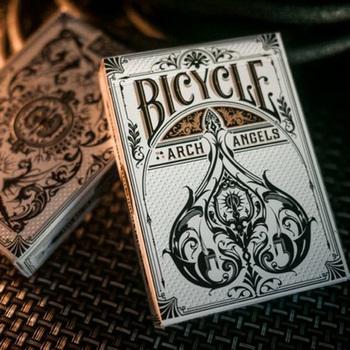 1 sztuk archaniołów Deck gry magia 88*63mm magia karty papieru tanie i dobre opinie Bicycle 6 lat KP876 0-30 minut Other Magia kategoria Normalne Podstawowym
