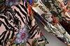 2021 Bohemia Locate Floral Print Long Kimono Shirt Hippie Women Lacing up Tie Bow Sashes Cardigan Loose Blouse BOHO Tops Holiday 4
