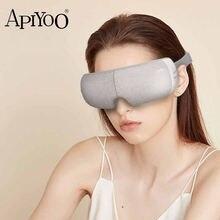 Массажер для глаз apiyoo с вибрацией и подогревом