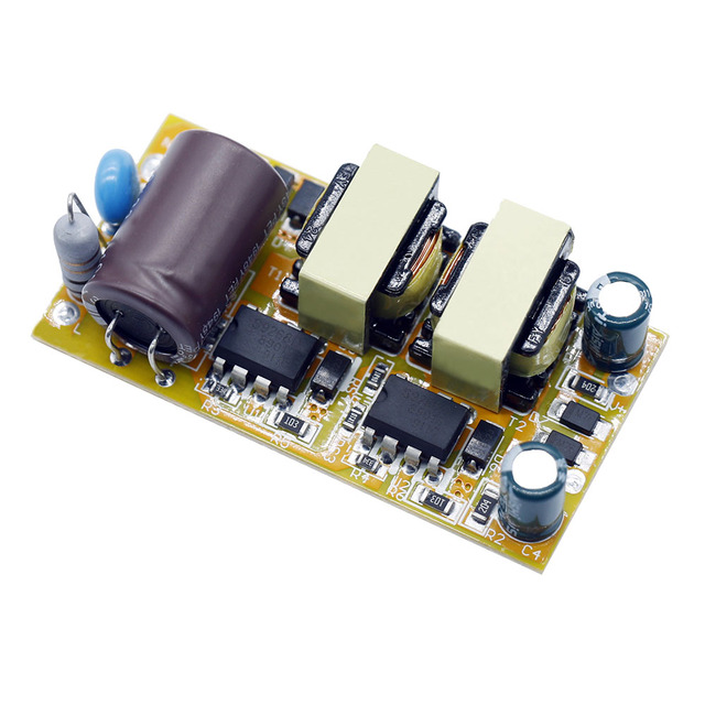 8W 18W 25W 36W 50W 300mA LED Driver 60W 80W 600mA Constant Current Light Transformer AC175-265V Power Adapter For LED Bulb DIY