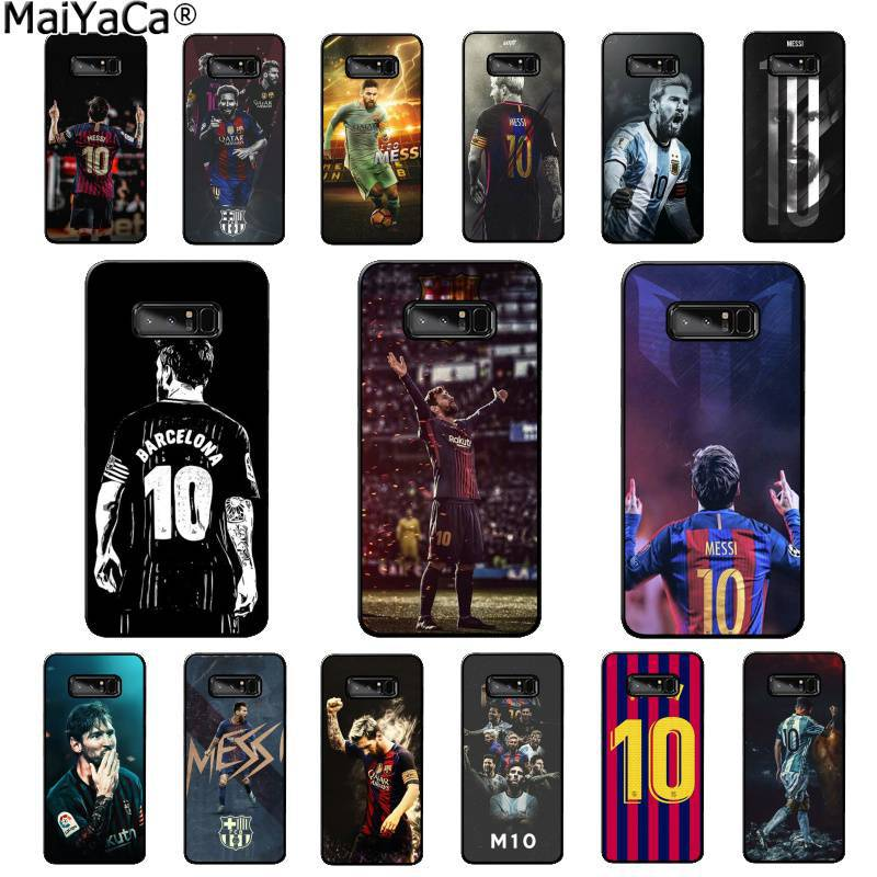 Maiyaca Cover-Shell Phone-Case Barcelona Black Galaxy A50 Samsung Note 3 For 4/5-7/8/9
