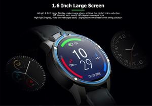 Image 3 - KOSPET Vision Smartwatch 4G LTE  3GB+32GB Dual Camera Bluetooth Android 7.1 GPS WIFI Sim Card Smart Watch Men Women