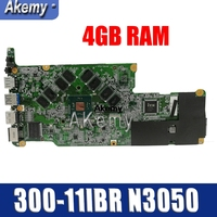 Nova placa-mãe para For Lenovo yoga 300-11ibr Flex3-1130 portátil com cpu n3050 4gb 5b20k13586 100% testado ok
