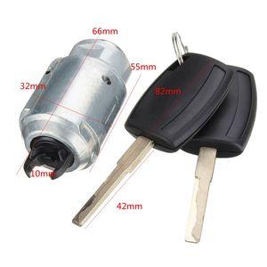Image 5 - Auto Kap Bonnet Lock Reparatie Kit Met 2 Sleutels Voor Ford Focus Ii Mk2 2004 2012 4M5AA16B970AB