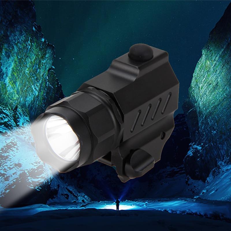 arma caça lanterna tático rifle arma para