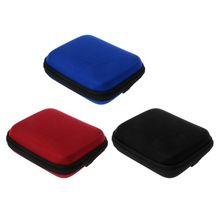 1 шт. EVA сумка для переноски, чехол коробка для игровой консоли GBA SP