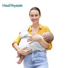 Рюкзак слинг для новорожденных из натурального хлопка 35 фунтов