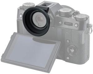 Image 5 - Eyecup göz kupası vizör bağlar kolay ve güvenli bir şekilde ile sıcak ayakkabı Fujifilm X T30 X T20 X T10 XT30 XT20 XT10