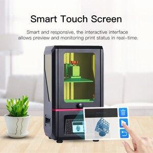 "Image 4 - Anycubic Impresora 3D Photon SLA/LCD de alta precisión, 2019 "", rebanadora de fotones, curado de luz, Kits"