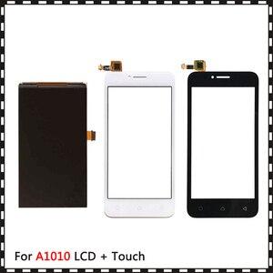 """Image 1 - באיכות גבוהה 4.5 """"עבור Lenovo בתוספת a1010 1010 A1010a20 Lcd תצוגה עם מסך מגע Digitizer חיישן"""