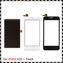 "High Quality 4.5"" For Lenovo A plus a1010 A 1010 A1010a20 Lcd Display With Touch Screen Digitizer Sensor"