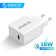 ORICO 18W PD USB Type C Charger Quick Charge PD 2.0 Fast Charger foriPhone 11Pro  iPhone 11Pro Max xiaomi Huawei type c pd test board burn in board decoy test protocol board pd fast charge
