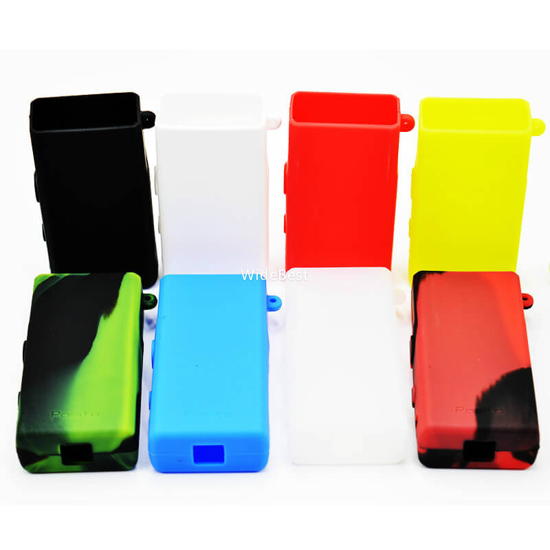 Good quality Protective Cover Shield Wrap Sleeve Silicone Case Skin With Free Lanyard Sling for Smoant Pasito Pod