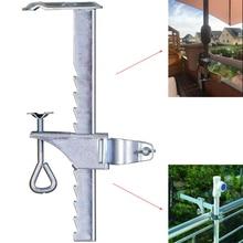 1 Pcs Parasol Clip Umbrella Holder Balcony Fishing Umbrella Mount Clamp Rust Resistance For Umbrellas Diameter 25MM-32MM