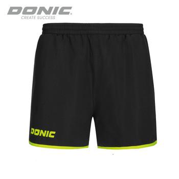 Nowe spodenki do tenisa stołowego Donic Masculino mundury do badmintona spodnie sportowe odzież do tenisa stołowego dla mężczyzn tanie i dobre opinie Joola CN (pochodzenie) Unisex Pasuje prawda na wymiar weź swój normalny rozmiar