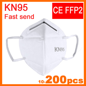 10-200 pcs KN95 Mask FFP2 MASK Face Masks Mouth Masks Anti-influenza Mouth mask facial masks filter mask mascarillas mascherine