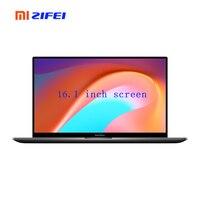 Xiaomi MI laptop RedmiBook 16 AMD Ryzen 7 4700U CPU DDR4 16GB RAM 512GB SSD 16 inch screen ultraslim notebook