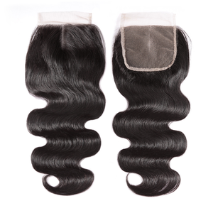 Image 5 - HJ Weave יופי גוף גל שיער טבעי חבילות עם סגירת 8 30 32 34 38 אינץ 7A רמי שיער ברזילאי שיער Weave חבילות